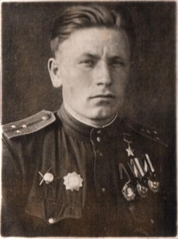 Гамаюн Василий Илларионович