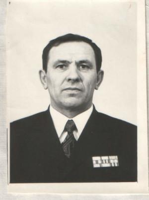 Бакланов Михаил Федорович