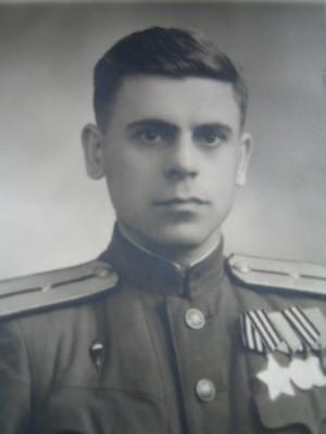 Кравец Иван Матвеевич