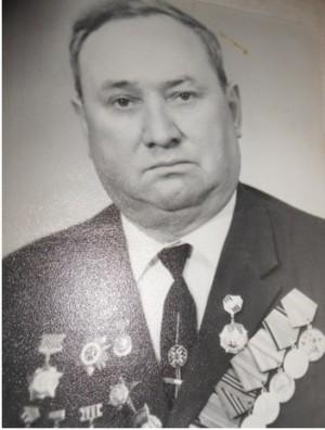 Звягинцев Николай Ефремович.