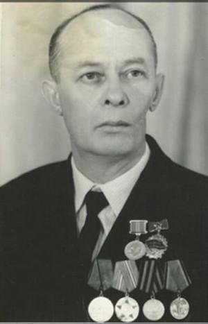 Сергеев Николай Михайлович